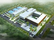 Listo para operación de vivero tecnológico de Vietnam en noviembre