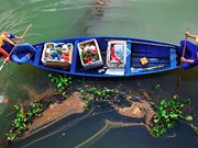 Anuncian ganadores del concurso fotográfico sobre agua