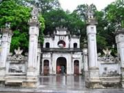 Cuatro protectores de Thang Long (Hanoi)