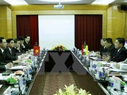 Firman Vietnam y Myanmar acuerdo de cooperación contra corrupción