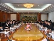Vietnam y China intensifican cooperación en infraestructura terrestre