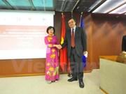 Debaten Vietnam e Italia fomento de cooperación económica