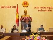 Comité Permanente del Parlamento cierra debates de 42 reunión