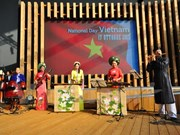 Día nacional de Vietnam en Milán: canal divulgador de imagen nacional