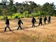 Intercambian Vietnam y Cambodia políticas en defensa
