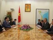Vietnam sugiere apoyo de Tony Blair para acceder a fondo preferencial