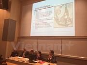 Debaten estudiosos franceses posición geopolítica de Mar Oriental