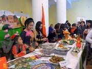 Vietnam asiste a festival asiático cultural y gastronómico en Ucrania
