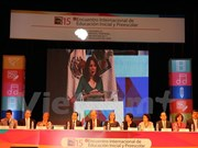 Participa Vietnam en conferencia de educación preescolar en México