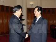 Premier vietnamita apoya impulsar relaciones con China en seguridad