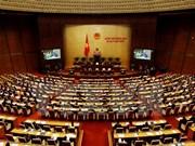 Parlamento inicia último periodo de sesiones en 2015
