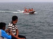 Concluye Indonesia búsqueda de helicóptero estrellado en lago Toba
