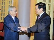 Elogian actividades de asociación de amistad Japón- Vietnam
