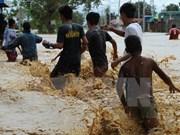 Tifón Koppu deja saldo de 22 muertos en Filipinas