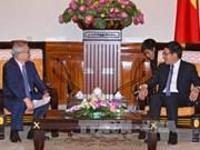 Exhorta vicepremier mayor inversión nipona en Vietnam