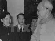 Presentan libro del presidente Ho Chi Minh en idioma albano