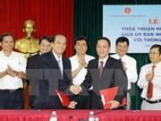 VNA encargada de difusión de imágenes de Dak Lak