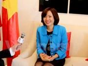 Destaca la embajadora vietnamita papel de la mujer en su país