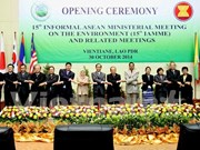 ASEAN aprobará declaración sobre cambio climático