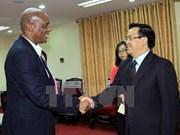 Partido Comunista de Sudáfrica destaca logros económicos de Vietnam