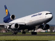 Lufthansa Cargo abre ruta Fráncfort - Ciudad Ho Chi Minh