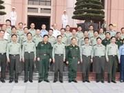 Vietnam ratifica política militar de paz