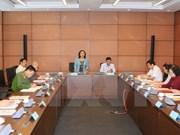 Diputados analizan documentos del próximo Congreso del PCV