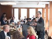 Embajador vietnamita destaca potencial en nexos Vietnam y California
