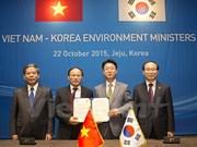 Cooperan Vietnam y Sudcorea en la protección de biodiversidad