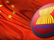 Divulgan China y ASEAN declaración conjunta en seguridad