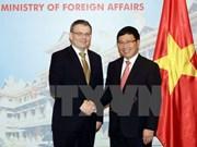 Ratifica Vietnam apoyo a inversiones checas en sectores potenciales