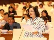Analiza Parlamento vietnamita proyecto del Código Civil