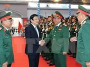 Fuerza de Inteligencia honrada con Orden de Mérito Militar