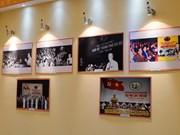 En Hanoi abierta exposición sobre Comité Partidista capitalino