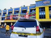 Al menos 17 muertos por incendio en un karaoke en Indonesia