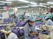 Industria textil de Vietnam enfrenta normas de origen de productos