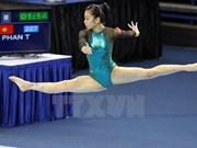 Gimnasta vietnamita se despide del sueño olímpico
