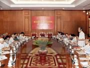 Inauguran decimosexto período de sesiones del Consejo Teórico del PCV