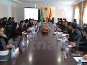 Vietnam y Kazajstán promueven lazos económicos