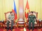 Estrechan nexos entre Vietnam y otros países en misiones de paz