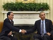 Indonesia aspira a fortalecer nexos económicos con Estados Unidos