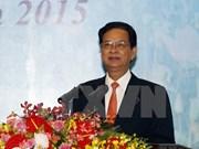 Premier participa en congreso de emulación patriótica de Cancillería