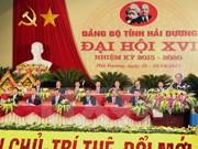 Hai Duong exhortada a concretar metas de desarrollo industrial