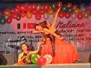 Día de cultura vietnamita en Italia: puente de amistad bilateral