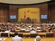 Parlamento analiza proyecto de Código de Procesamiento Civil