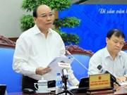 Vicepremier insta a intensificar lucha contra contrabando
