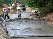 Vietnam cuadruplicará presupuesto dedicado a comunas pobres
