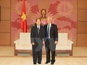 Vietnam dispuesto a trabajar con Laos por impulso de nexos bilateral
