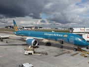 Vietnam Airlines opera Boeing 787-9 para vuelos a Alemania