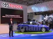 Abre sus puertas la mayor exposición automovilística en Vietnam